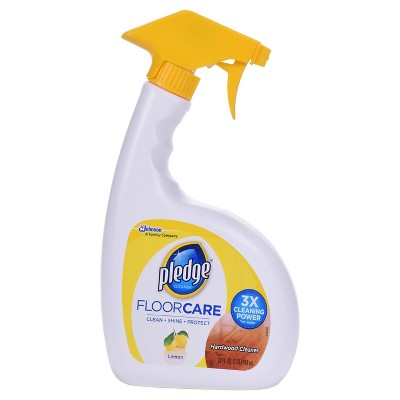 Pledge® FloorCare Wood Trigger with Citrus Scent - 32 oz