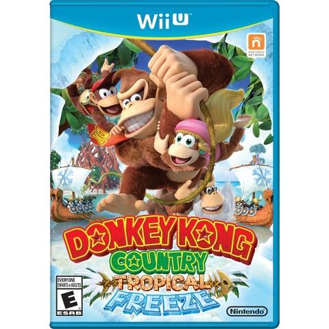 Donkey Kong Country: Tropical Freeze (Nintendo Wii U)