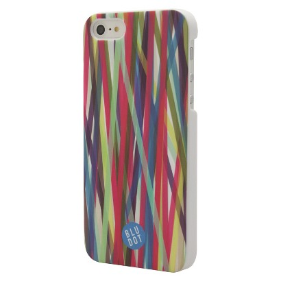 BluDot Washi Tape Cell Phone Case for iPhone 5 - Multicolor (CO7773)