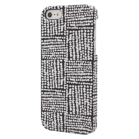 Mara Mi Small Gridded Dot Cell Phone Case for iPhone 5 - Multicolor (CO7765)