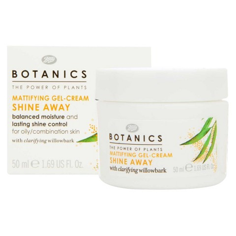Boots Botanics Shine Away Gel Cream - 1.69 oz