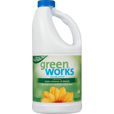 Green Works Chlorine-Free Bleach 60 oz