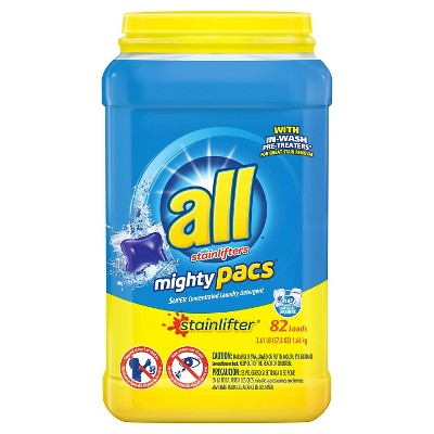 All Mighty Pacs Stainlifter