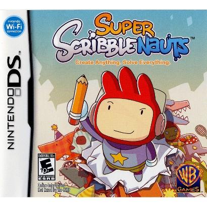 Super Scribblenauts PRE-OWNED (Nintendo DS)