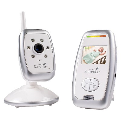 Summer Infant® Sure Sight™ Digital Color Video Baby Monitor