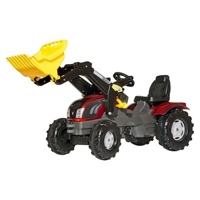 Kettler VALTRA FarmTrac w/Front Loader Ride On Toy