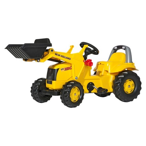 Kettler NEW HOLLAND Kid Tractor w/Front Loader Ride On Toy