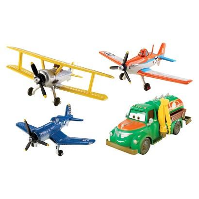Disney Planes Propwash Junction 4-Pack