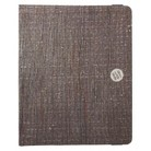BluDot Newsprint iPad Case - Brown