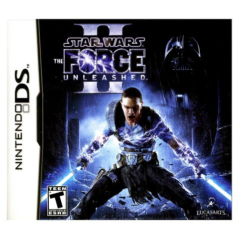 Star Wars: The Force Unleashed II PRE-OWNED (Nintendo DS)