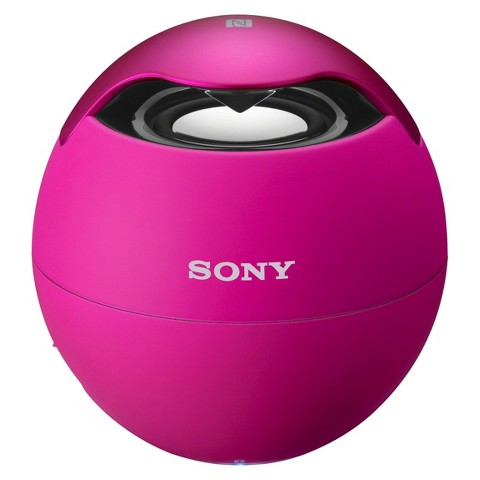 Sony 360 Bluetooth Speaker - Pink