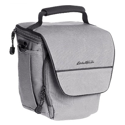 Eddie Bauer Ripstop SLR Camera Bag - Gray (EBRIPSCSLR-GRY)