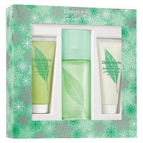 Women's Green Tea by Elizabeth Arden 3 pc Gift Set