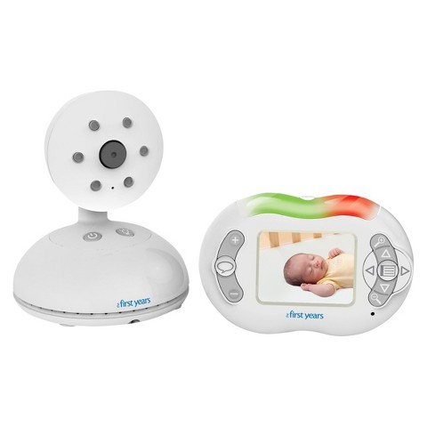 The First Years Talk and Soothe Video Baby Monitor