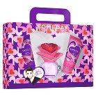 Women's Justin Bieber Someday  Eau de Parfume  3 Piece Gift Set Plus Free Celebrity Voice Ringtone