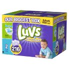 Luvs Ultra Leakguard Baby Diapers (Select Size)