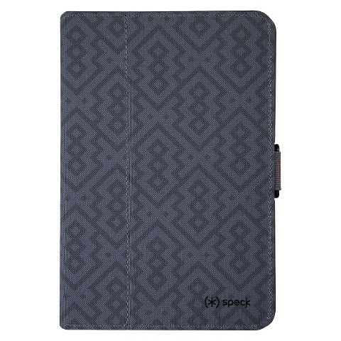 Speck iPad mini Fitfolio Case - Black /Grey