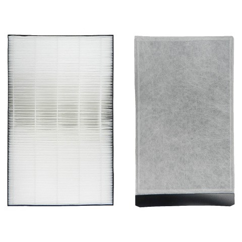 Sharp FZ-A40SFU Replacement HEPA Filter and Deodorizing Carbon Filter for Sharp FP-A40UW Air Purifier