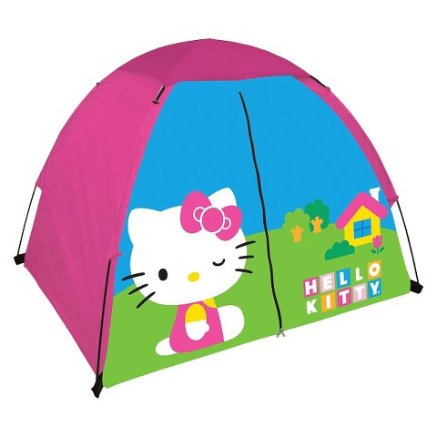 childrens play tent target