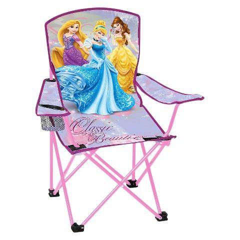 Licensed Child Folding Armchair  Disney Princess