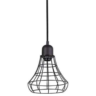 threshold industrial plug in pendant product details page. Black Bedroom Furniture Sets. Home Design Ideas