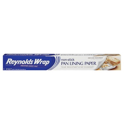 Reynolds Wrap Non-Stick Pan Lining Paper 30 sq ft