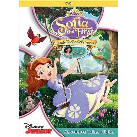 Sofia The First: Ready To Be A Princess (DVD)