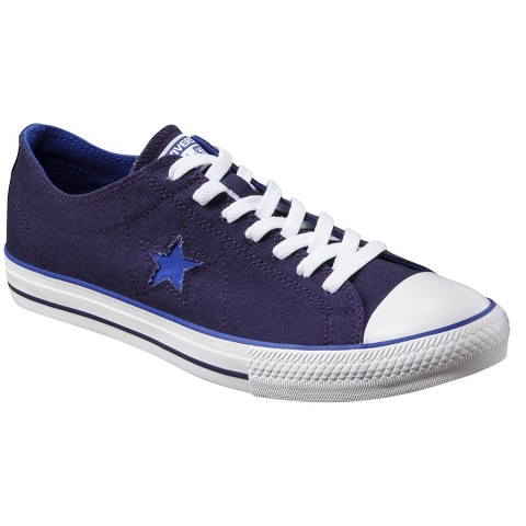 Men's Converse® One Star® Oxford - Blue