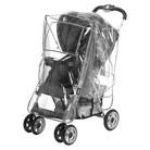 HIS Juveniles Premium Stroller Weather Shield