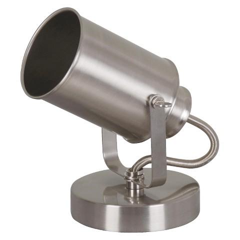 Threshold™ Metal Spotlight (Includes CFL Bulb)