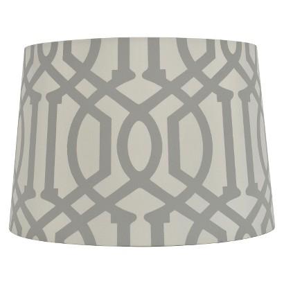 Threshold™ Trellis Print Lamp Shade