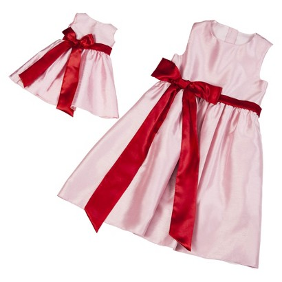 Our Generation Doll & Me Fashion Set - Pink Party Dresses