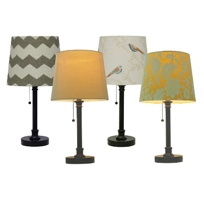 Threshold™ Printed Stick Lamp Collection