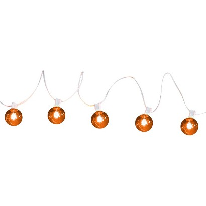 Room Essentials™ Colored Globe String Lights