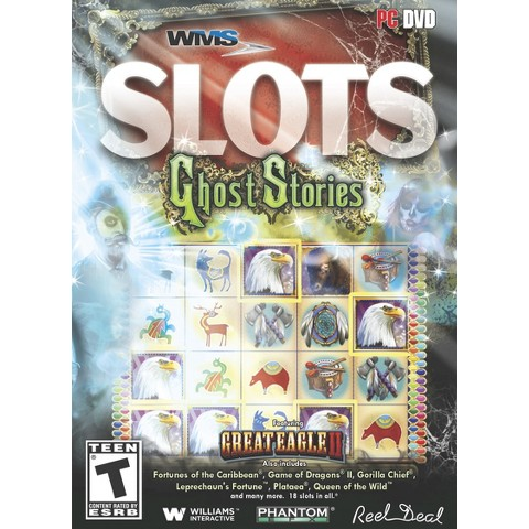 WMS Slots Ghost Stories (PC Games)