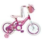 "Huffy Disney Minnie 12"" Bike - Pink"