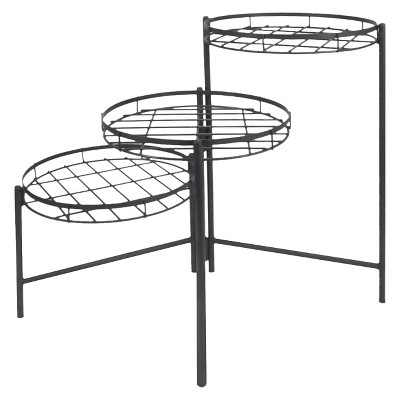 3-Tier Metal Plant Stand - Smith & Hawken™