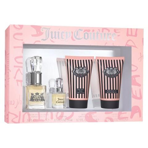 Women's Juicy Couture 4 Piece  Gift Set
