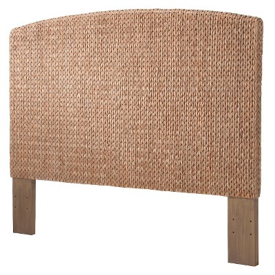 Andres Seagrass Headboard - Mudhut™