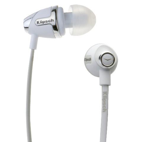 Klipsch Image S4 In-Ear Headphone - White (1015140)