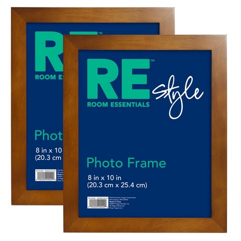 Room Essentials™ Flat Top Frame 2 Pack