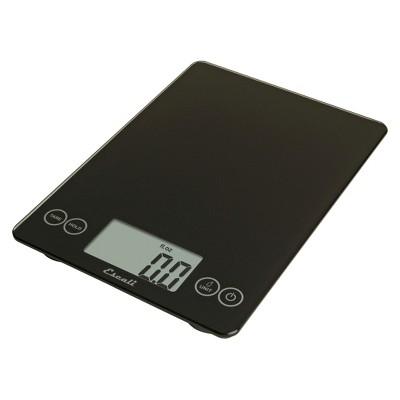 Escali Arti Digital Scale - Black