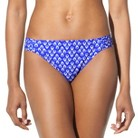 Mossimo® Women's Mix and Match Printed Hipster Swim Bottom -Grace Bay Blue