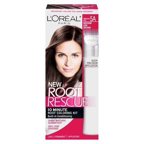 L'Oreal® Paris Root Rescue 10 Minute Root Coloring Kit