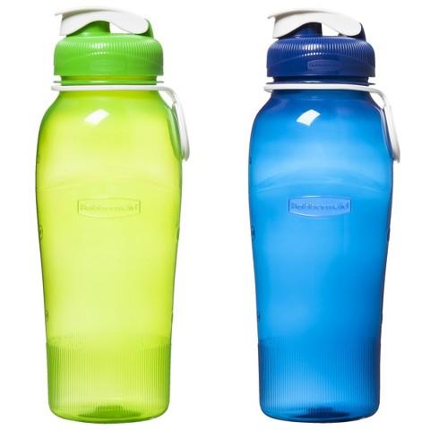 2-Pack 32 OZ PP Chug Bottle