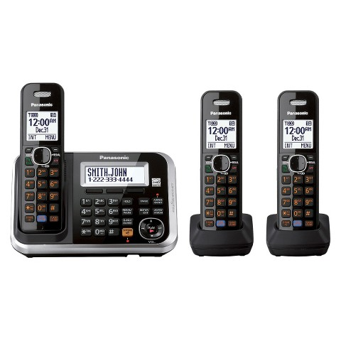 panasonic 6 0 plus answering machine setup