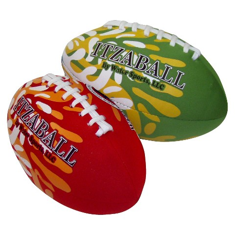 Water Sports-LLC Stream Machine Itza Mini Football 2 Pack