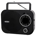 Jensen AM/FM Portable Radio - Blue (MR-550-BL)