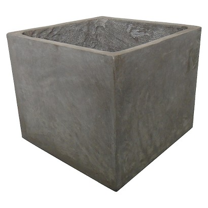 Threshold™ Stone Planter - Square