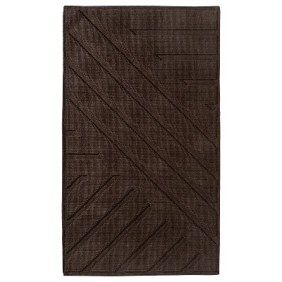 Bath Mat  Sparrow Brown (20x34) - Nate Berkus™